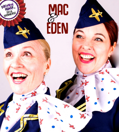 Mac & Eden: The Unbearable Pleasure of Being a Woman