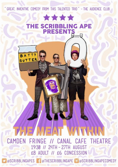 Scribbling Ape Presents: The Meat Within
